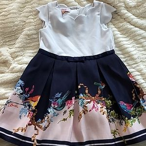 Gorgeous Girls Ted Baker dress